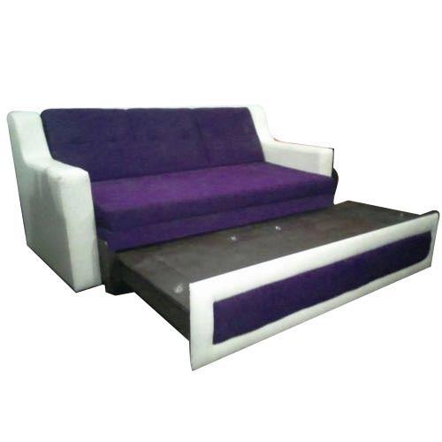 Leather Folding Sofa Cum Bed, Rs 14000 /piece, Designer Furniture