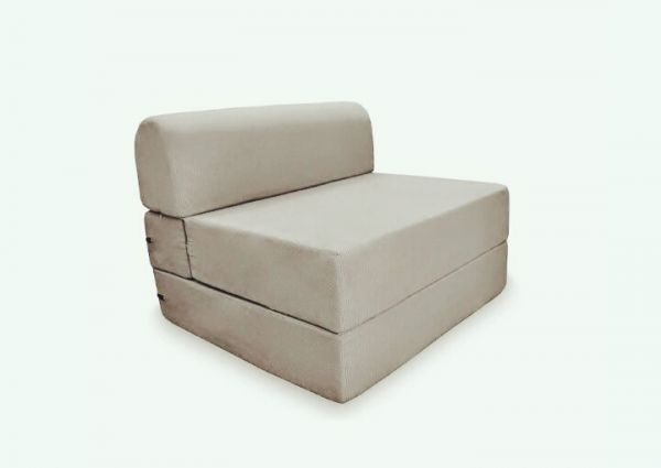 Fold out Sofa bed ZEN, Sleeper Chair, Folding Bed 90 x 190 x 20 cm