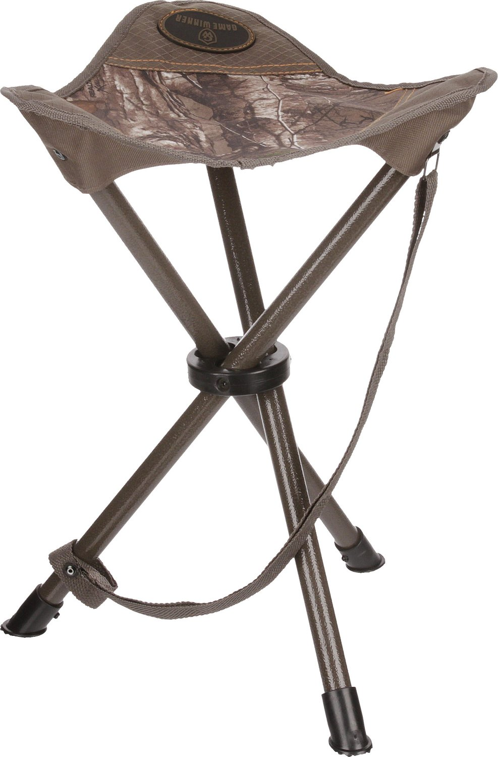 Game Winner Realtree Xtra Green 3-Legged Folding Stool | Academy