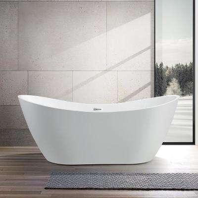 Freestanding Bathtubs - Bathtubs - The Home Depot