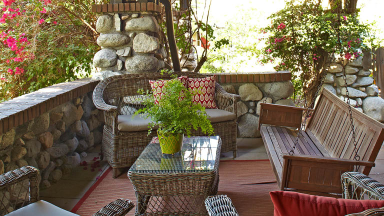 Furniture for the Porch - Design for the Arts & Crafts House | Arts