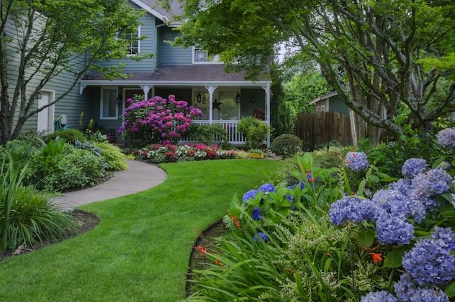 Front Yard Landscaping Ideas - Bob Vila