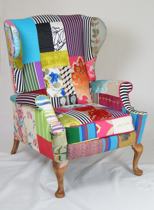 Funky Armchairs - Arm Designs