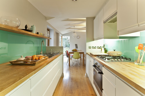 10 Tips For Planning A Galley Kitchen