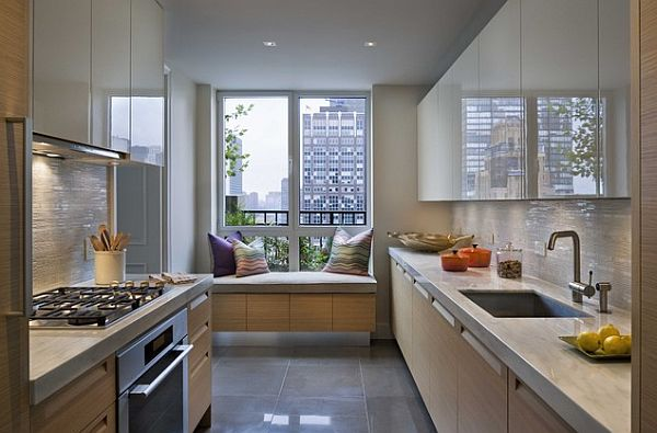 Kitchen : 5 Galley Style Design Amazing Ideas Small On A Budget