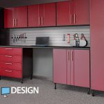 Store at garage cabinets