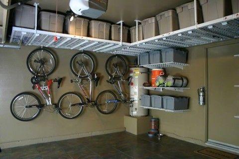 Small Garage Storage Ideas | Garage Ceiling Storage | Best Storage