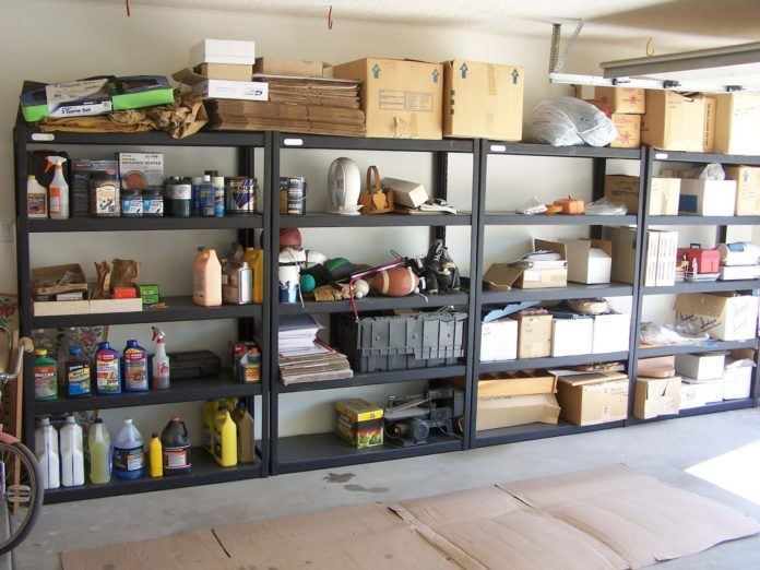 Garage Storage Ideas and Organizing Inspirations for Uncluttered Space