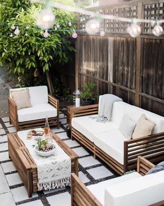 9 of the Best Garden Furniture Sets u2014 LIV for Interiors