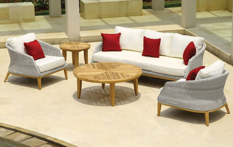 Buy Luxury Outdoor Garden Furniture from Shackletons Home & Garden