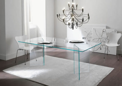 Bacco Tonelli Design | Glass Furniture, Contemporary Glass Furniture