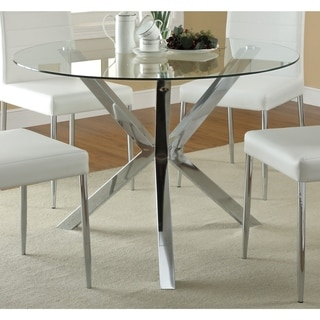 Buy Glass Kitchen & Dining Room Tables Online at Overstock | Our