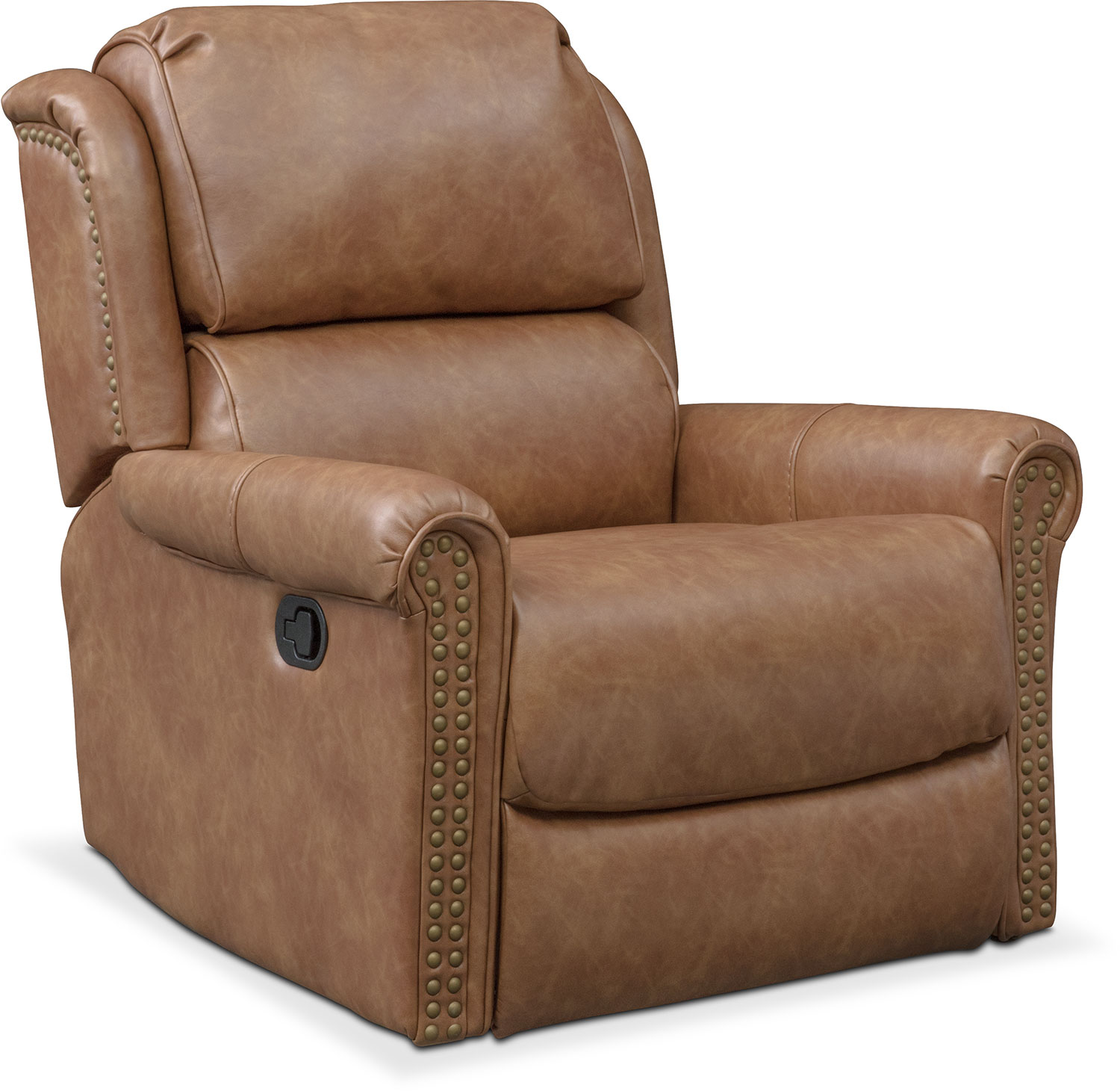 Courtland Glider Recliner | Value City Furniture and Mattresses
