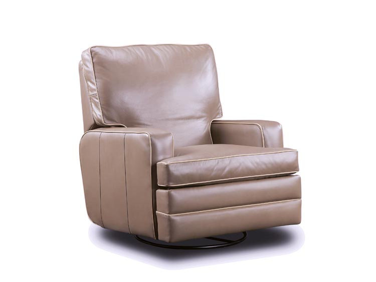 2947SR Hale Swivel Glider Recliner : Leathercraft Furniture