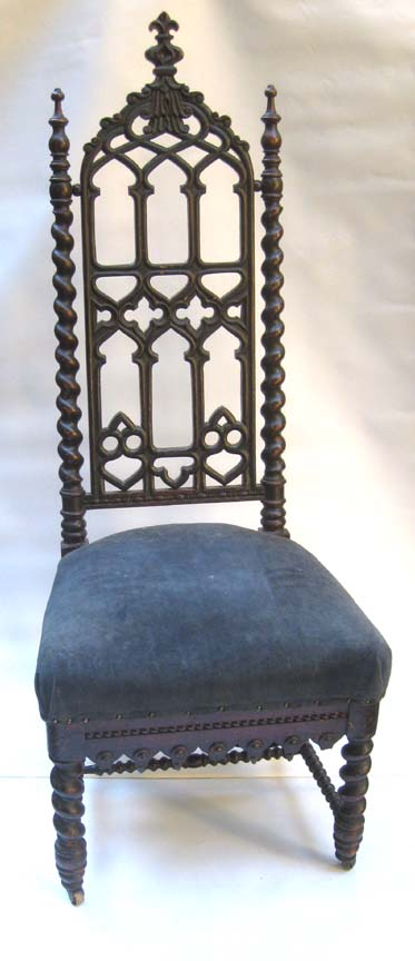 Antique Gothic Furniture