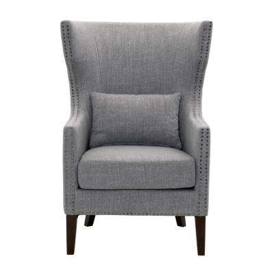 Gray - Accent Chairs - Chairs - The Home Depot