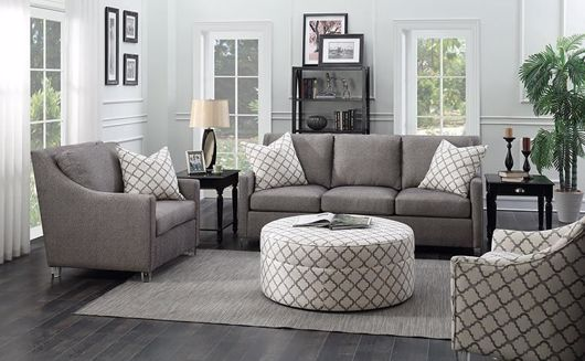 Sofas and Loveseats | Exclusive Furniture