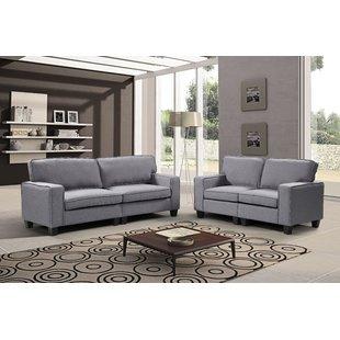 Grey Living Room Sets You'll Love | Wayfair