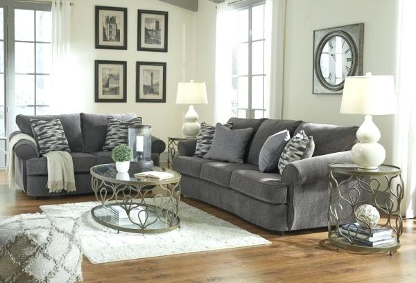 Couch And Loveseat Gray Polyester Sofa Leather Couch And Loveseat