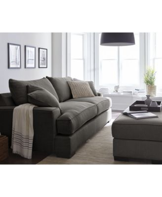 Furniture Ainsley Fabric Sofa Living Room Collection, Created for
