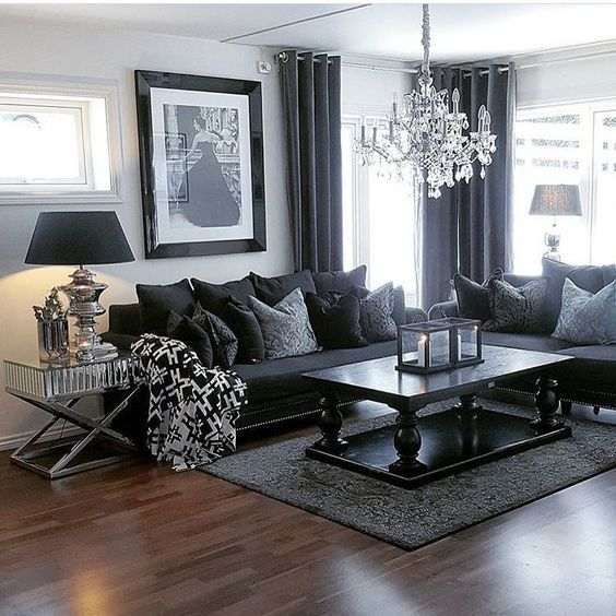 ♡ ᒪOᑌIᔕE ♡ | living rooms in 2019 | Pinterest | Living room