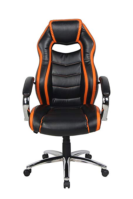 Amazon.com: NKV High Back Office Chair Ergonomic Executive Computer