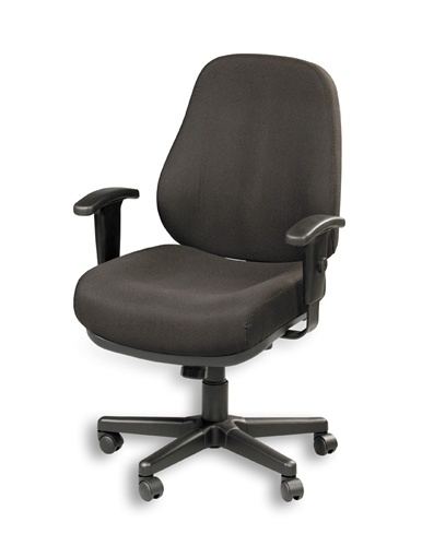 Get heavy duty office chairs to work   comfortably