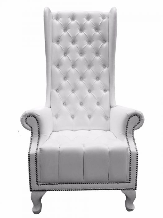 Tufted High Back Chair | Quality Rental