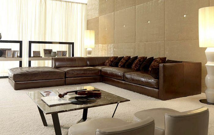 Largest Sectional Sofa | Large Sectional Sofas With Recliners | Loft