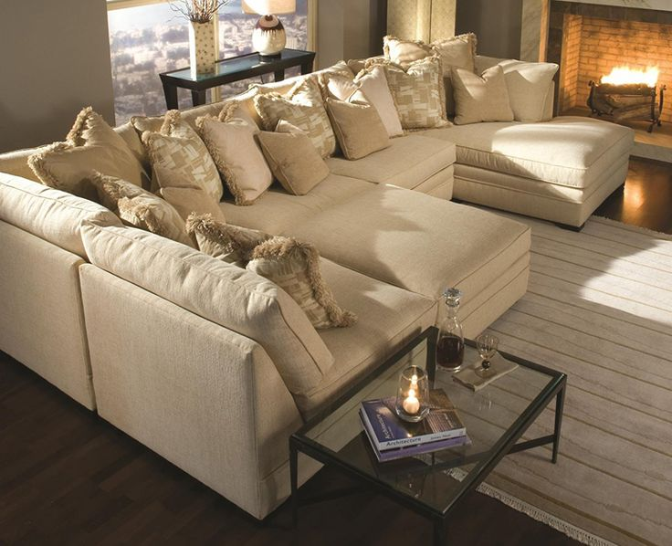 How to buy a huge sectional sofa