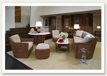 Indoor Furniture : The Wicker Works