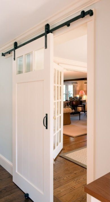Another Interior Sliding Door | Just Wonderful | Content in a