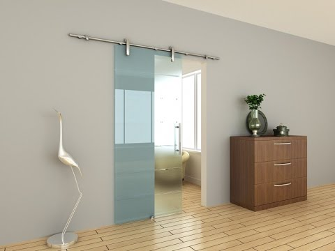 Interior Sliding Doors | Elegant Interior Sliding Doors - YouTube