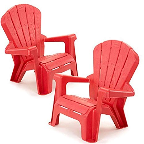 Amazon.com: Kids or Toddlers Plastic Chairs 2 Pack Bundle,Use For