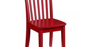 Carolina Kid Chair, Retro Red | Pottery Barn Kids