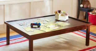 Carolina Grow-with-you Activity Table   Pottery Barn Kids