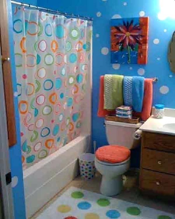 How To Choose Kids Bathroom Accessories Sets Childrens Decor