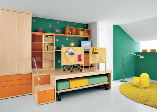 kids room, children's rooms, organising toys, organizing toys | To