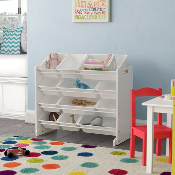 Ways To Make Kids Storage A Lot Easier So   You Have A Clean House