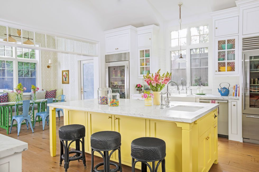 15+ Best Kitchen Color Ideas - Paint and Color Schemes for Kitchens