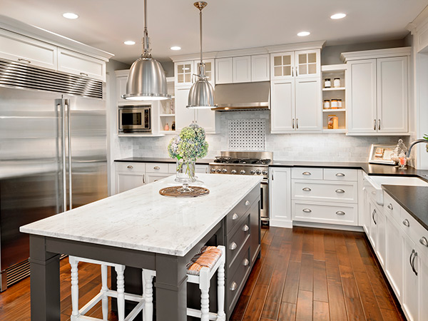 Kitchen Countertops Atlanta - Granite Counters for Remodeling | MC