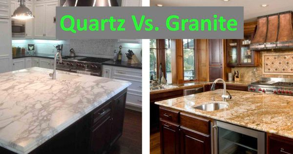 Quartz Vs. Granite Countertops - A Geologist's Perspective