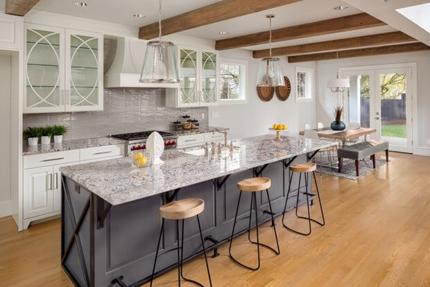 Kitchen Countertop Styles | Kitchen Counters