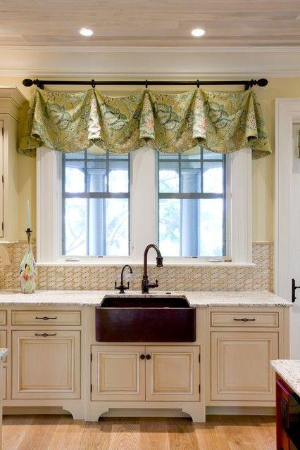 30 Impressive Kitchen Window Treatment Ideas | kitchen craft