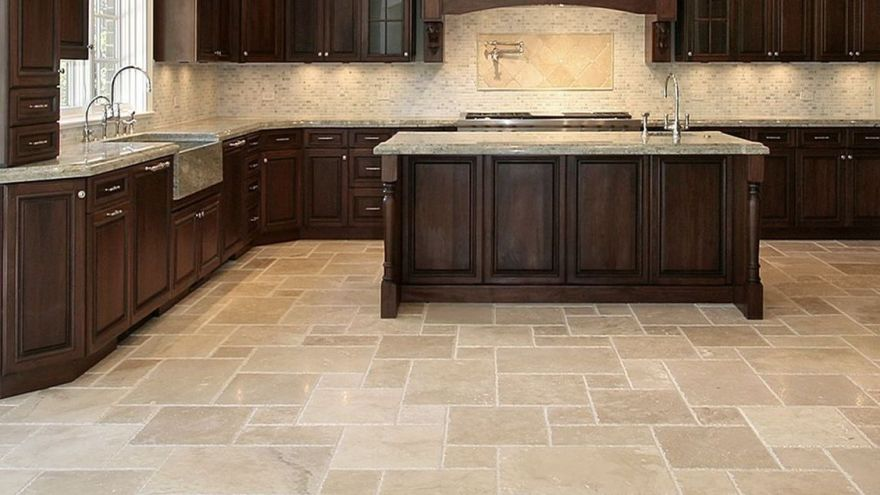 Kitchen Floor Tiles: How To Choose Easy Maintenance Tiles
