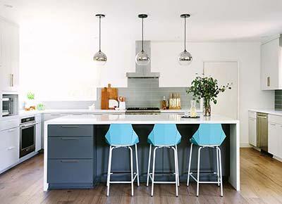 10 Unique Kitchen Island Ideas - PureWow