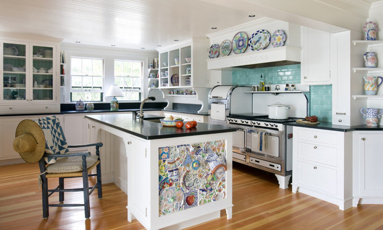 55 Great Ideas for Kitchen Islands - The Popular Home