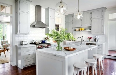 13 Brilliant Kitchen Lighting Ideas - Architectural Digest