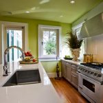 How to choose kitchen paint?