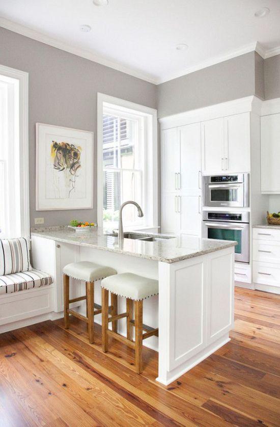 Sherwin Williams Gray Versus Greige - | Home decor | Pinterest